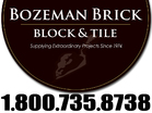 bozeman brick